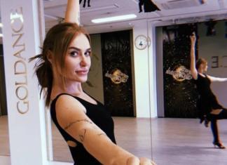 """Славу Каминскую дисквалифицировали из """"Танці з зірками"""""""