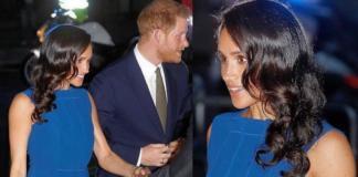 Принц Гарри и Меган Маркл посетили благотворительный концерт в Лондоне (ФОТО)