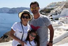Семья в сборе: Ани Лорак и Мурат отправили дочь в школу (ФОТО)