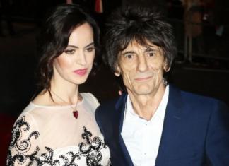 71-летний гитарист The Rolling Stones Ронни Вуд готовится стать отцом в седьмой раз