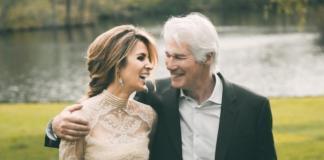 Больше не слухи: жена Ричарда Гира подтвердила беременность
