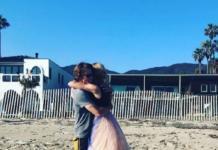 Джулия Робертс простилась с летом в объятиях мужа