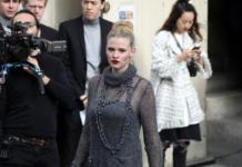 Это фиаско: супермодель Лара Стоун оделась как провинциалка