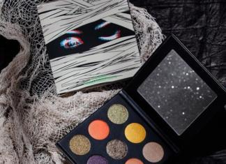 Кайли Дженнер выпустила новую коллекцию косметики специально к Хэллоуину