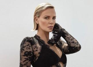 Шарлиз Терон обнажилась ради новой рекламы Dior