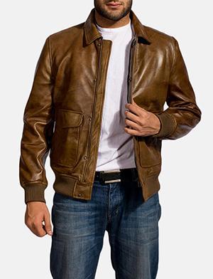 Как выбрать мужскую кожаную куртку?