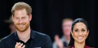 Меган Маркл и принц Гарри встретились с Дэвидом Бекхэмом на Invictus Games