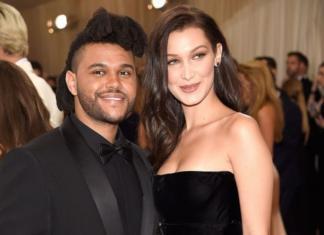 Белле Хадид — 22: как The Weeknd поздравил любимую девушку (ФОТО+ВИДЕО)