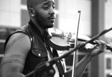 Американский бог скрипки: Дэмиен Эскобар едет в Киев