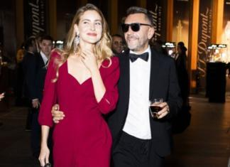 Все-таки женился: Сергей Шнуров подтвердил свадьбу с Ольгой Абрамовой