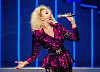 """Оля Полякова исполнит опасный трюк во время своего шоу """"Королева ночи"""""""