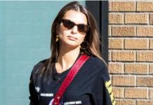 Эмили Ратаковски показала, как носить «уродливый» тренд