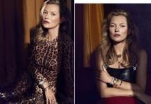 Кейт Мосс в новом интервью для Harper's Bazaar рассказала об отношении к старости