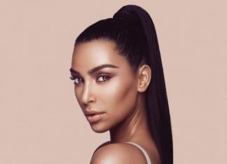 Ким Кардашьян выпустила свою первую тушь для KKW Beauty