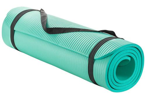 Как выбирать коврик для йоги?