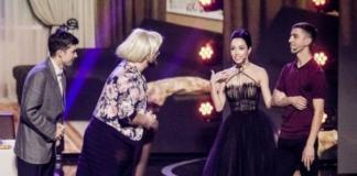 """#skibidichallenge: выступление Екатерины Кухар на """"Лиге Смеха"""" стало хитом в Сети"""