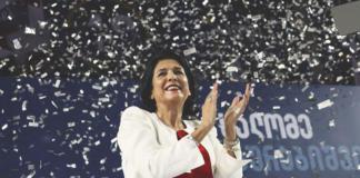 Что нужно знать о Саломе Зурабишвили — первой женщине на посту президента Грузии