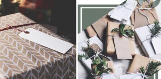 5 способов сделать упаковку подарка наряднее