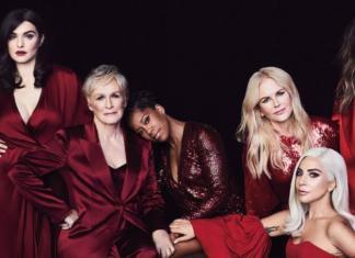 Шесть влиятельных женщин снялись для обложки The Holywood Reporter: Николь Кидман, Леди Гага, Рэйчел Вайс и другие