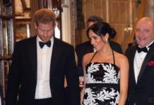 Меган и Гарри съезжают из дворца