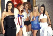 Spice Girls показали первое совместное фото, сделанное 24 года назад
