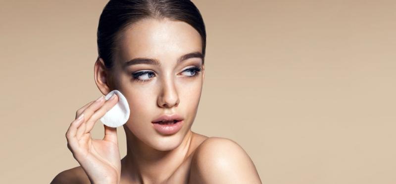 Как убрать блеск с лица
