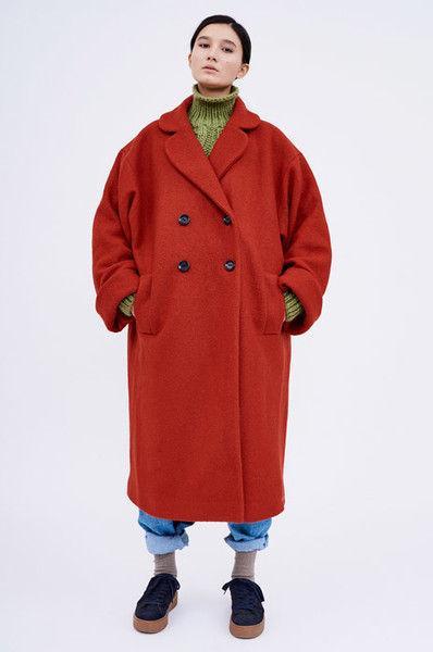 Джиджи Хадид надела идеальное пальто: где купить похожее