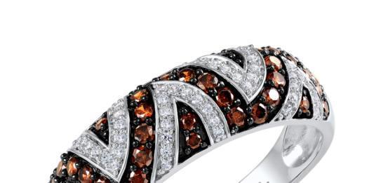 Серебряные кольца - вечная модная классика