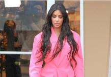 Не надо розового: Ким Кардашьян перестаралась с цветом