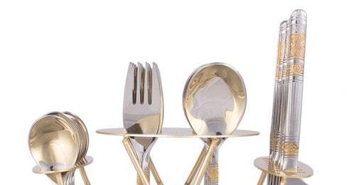 Как выбирать набор столовых предметов?