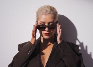 Кристина Агилера примерила образ Мадонны из 80-х годов (ФОТО)