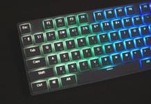Tesoro Gram XS: механическая клавиатура для девушек-геймеров