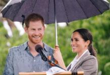 Принц Гарри выступил с речью: об отцовстве и будущем молодого поколения