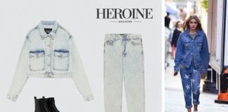5 способов носить широкие джинсы