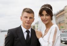 СМИ: Аршавин развелся, оставив жену с маленьким ребенком
