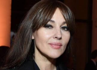 Моника Беллуччи подверглась критике за неопрятный образ