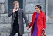 Новый выход принца Гарри и Меган Маркл: пара с визитом в Биркенхеде (ФОТО+ВИДЕО)