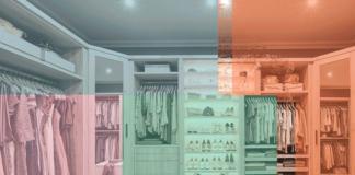 Грамотный гардероб: 5 правил хранения вещей в доме