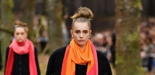 Модные шарфы 2019 года