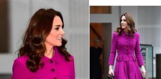 Кейт Миддлтон посетила Королевский театр в Ковент-Гардене: новый яркий образ герцогини