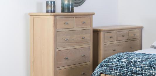 Как выбрать комод для спальни?