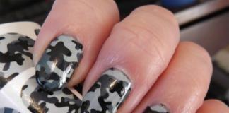 Преимущества камуфлирующего геля для ногтей?