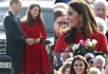 Новый выход Кейт Миддлтон и принца Уильяма: герцоги в Северной Ирландии (ФОТО)