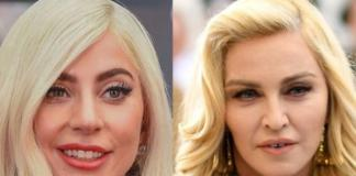 Фото дня: Мадонна и Леди Гага помирились спустя 8 лет