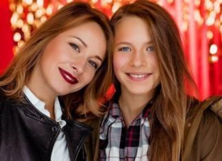 Елена Кравец похвасталась танцами 15-летней дочери