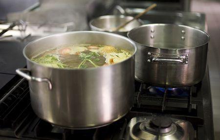 Как выбрать профессиональную плиту для ресторана?