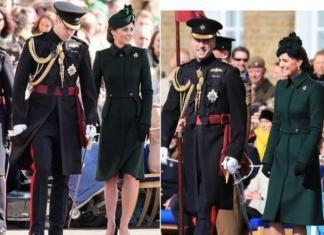 Кейт Миддлтон и принц Уильям посетили мероприятия по празднованию Дня святого Патрика (ФОТО+ВИДЕО)