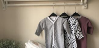 Первый гардероб ребенка: что купить