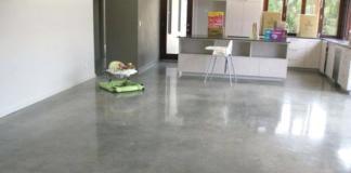 Как выбирать лакокрасочную продукцию для бетонных полов?
