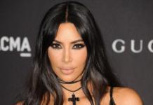 Ким Кардашьян в красных лосинах и топе блеснула на вечеринке Кайли Дженнер (ГОЛОСОВАНИЕ)